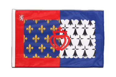 Pay de la Loire Sleeved Flag PRO 2x3 ft