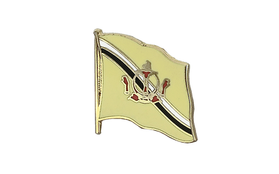 Brunei Flag Lapel Pin