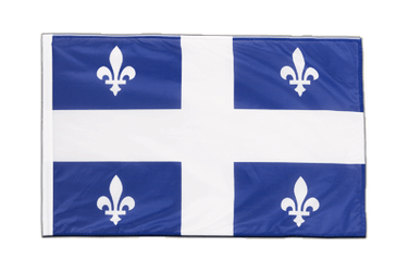 Quebec Sleeved Flag PRO 2x3 ft
