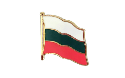 Bulgaria Flag Lapel Pin
