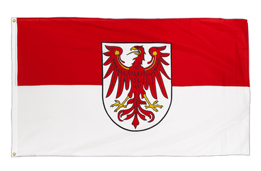 Brandenburg Premium Flag 3x5 ft CV