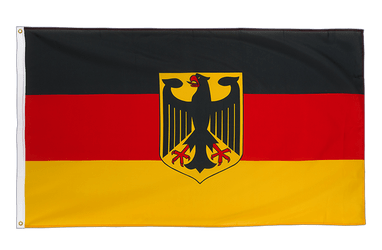Germany Dienstflagge - Premium Flag 3x5 ft CV