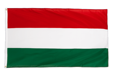 Hungary - Premium Flag 3x5 ft CV