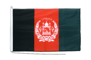 Afghanistan - Bootsflagge PRO 60 x 90 cm