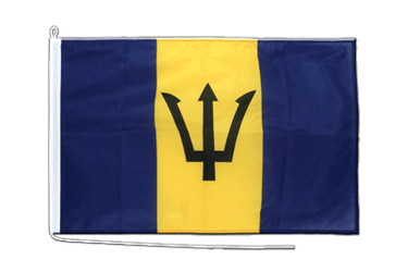 Barbados Boat Flag PRO 2x3 ft