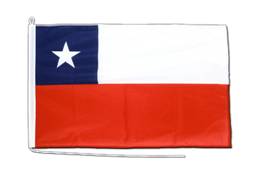 Chile Boat Flag PRO 2x3 ft