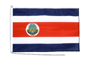 Costa Rica - Boat Flag PRO 2x3 ft