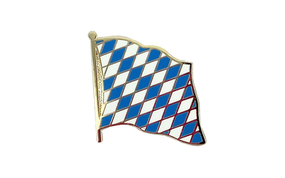 Bavaria without crest - Flag Lapel Pin