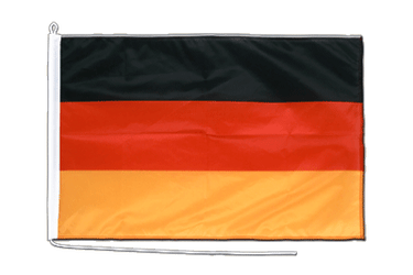 Germany Boat Flag PRO 2x3 ft