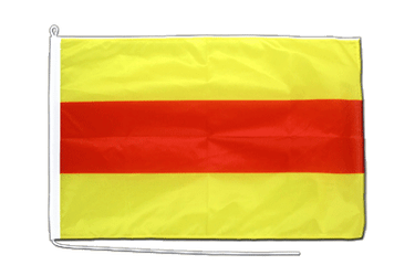Baden - Bootsflagge PRO 60 x 90 cm