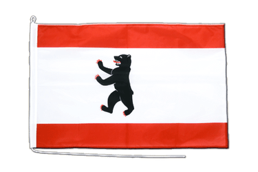 Berlin Boat Flag PRO 2x3 ft