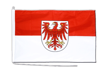 Brandenburg Boat Flag PRO 2x3 ft