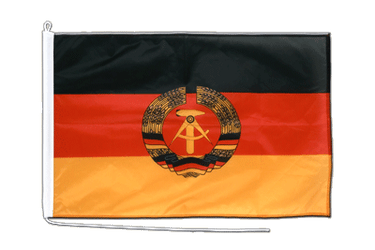 DDR Bootsflagge PRO 60 x 90 cm