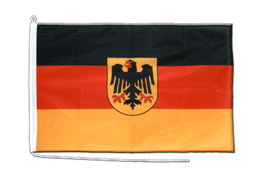 Germany Dienstflagge Boat Flag PRO 2x3 ft