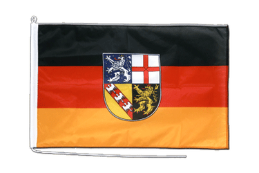 Saarland Boat Flag PRO 2x3 ft