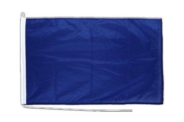 Blue Boat Flag PRO 2x3 ft
