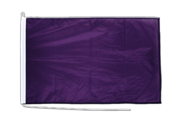 Purple Boat Flag PRO 2x3 ft