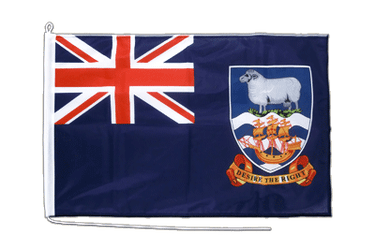 Falkland Islands  Boat Flag PRO 2x3 ft