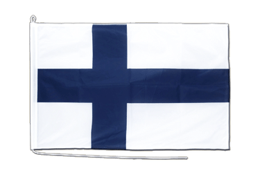 Finland Boat Flag PRO 2x3 ft