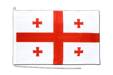 Georgia Boat Flag PRO 2x3 ft