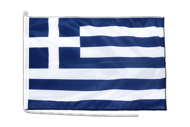 Greece Boat Flag PRO 2x3 ft