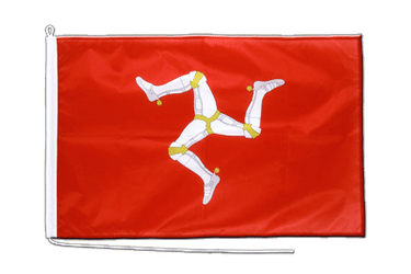 Isle of man Boat Flag PRO 2x3 ft