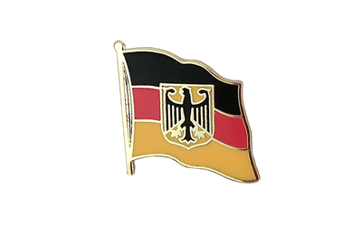 Germany Dienstflagge Flag Lapel Pin