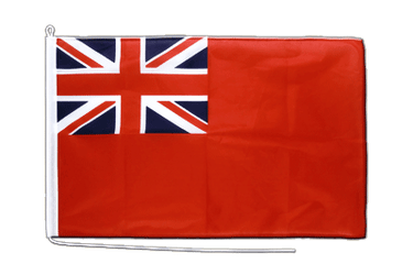 Red Ensign Boat Flag PRO 2x3 ft