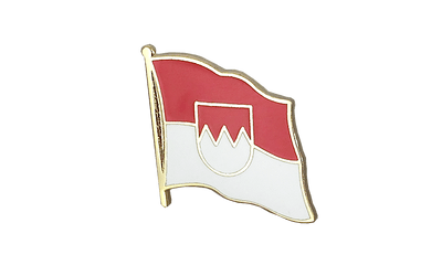 Franconia Flag Lapel Pin