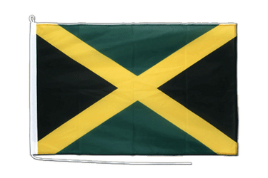 Jamaica - Boat Flag PRO 2x3 ft