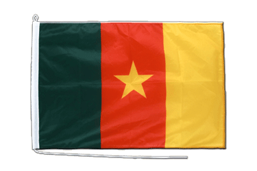 Cameroon Boat Flag PRO 2x3 ft