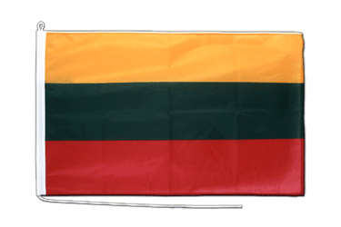 Lithuania Boat Flag PRO 2x3 ft