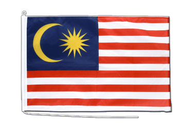 Malaysia  Boat Flag PRO 2x3 ft