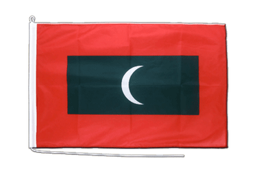 Maldives - Boat Flag PRO 2x3 ft