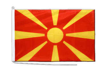Macedonia Boat Flag PRO 2x3 ft