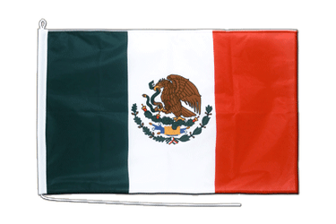 Mexico Boat Flag PRO 2x3 ft