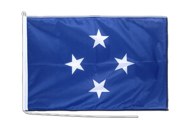 Micronesia Boat Flag PRO 2x3 ft