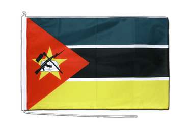 Mozambique Boat Flag PRO 2x3 ft