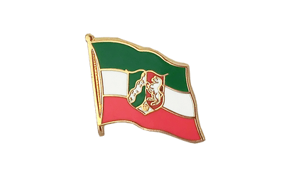 North Rhine-Westphalia Flag Lapel Pin