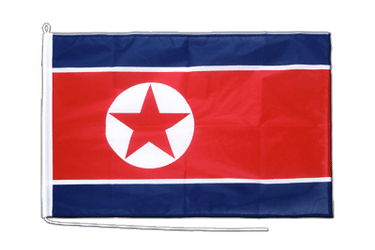 North corea  Boat Flag PRO 2x3 ft