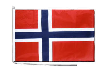 Norway Boat Flag PRO 2x3 ft