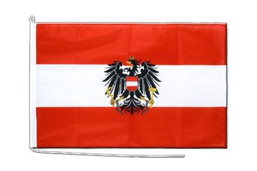 Austria eagle Boat Flag PRO 2x3 ft