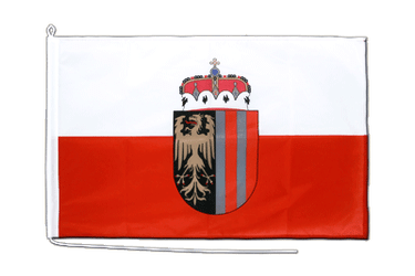 Upper Austria Boat Flag PRO 2x3 ft