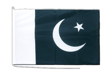 Pakistan Boat Flag PRO 2x3 ft