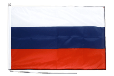 Russia Boat Flag PRO 2x3 ft