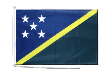Solomon Islands Boat Flag PRO 2x3 ft