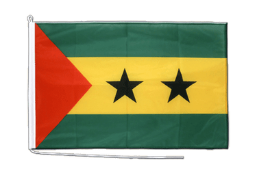 Sao Tome and Principe Boat Flag PRO 2x3 ft