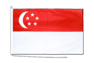Singapore - Boat Flag PRO 2x3 ft