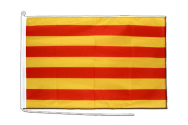 Catalonia  Boat Flag PRO 2x3 ft