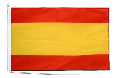 Spain without crest Boat Flag PRO 2x3 ft